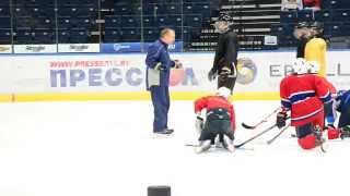 Лагерь повышения хоккейного мастерства ХК БУЛЛИТ 2015!!!