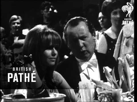 Golden Bambi Awards In Germany (1967)