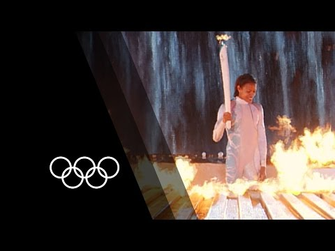 The History of the Olympic Flame | 90 Seconds Of The Olympics