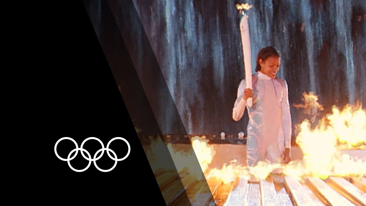 The History of the Olympic Flame | 90 Seconds Of The Olympics ... for Olympic Torch Fire  146hul