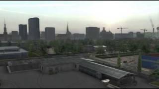 German Truck Simulator Cities - official game trailer