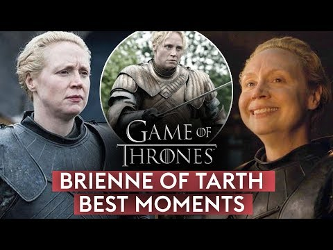 Game Of Thrones: Brienne Of Tarth Tribute