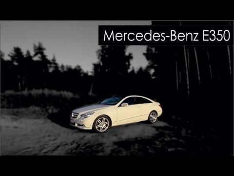 MERCEDES BENZ E350 Coupe На продажу