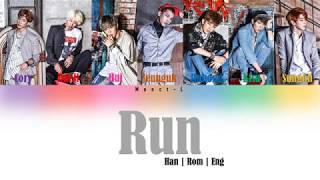 Run lyrics