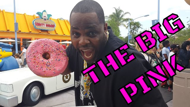 THE BIGGEST DONUT EVER? - YouTube