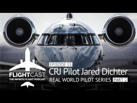 Episode 33 - CRJ Pilot Jared Dichter Part 2