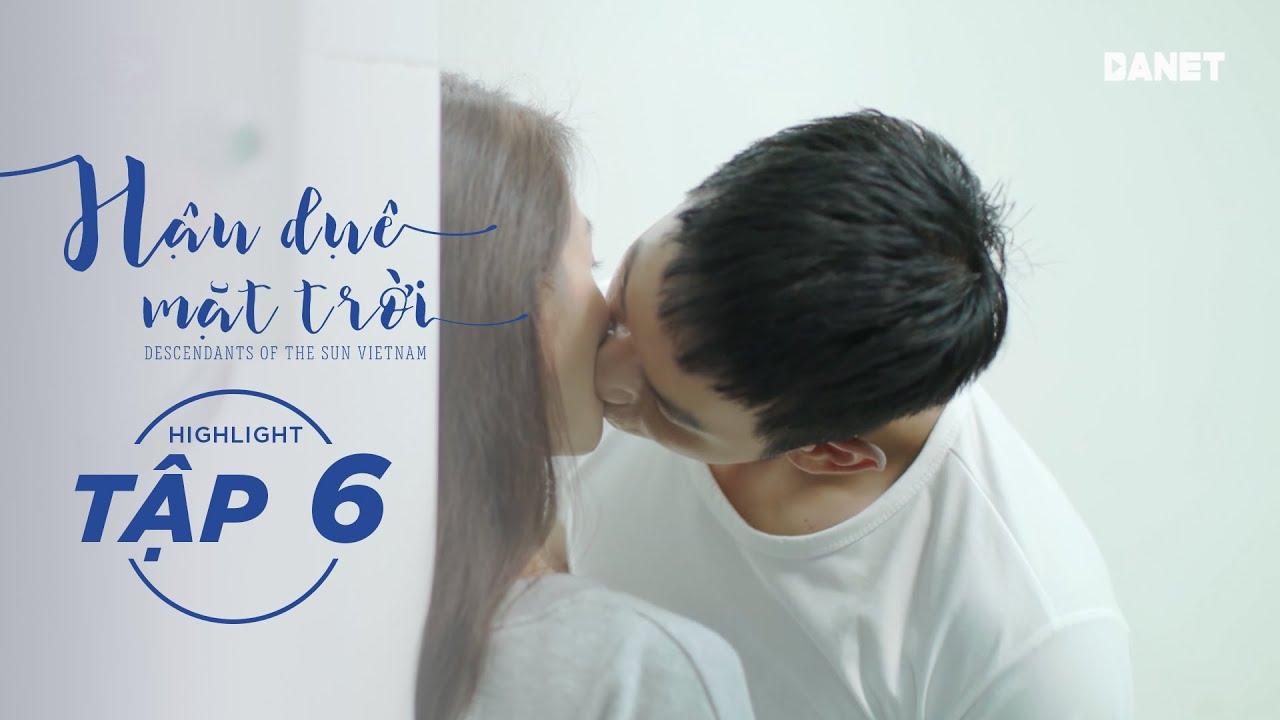 Hậu Duệ Mặt Trời VN Tập 06 – Phương & Kiên, Nụ hôn đầu đầy rung cảm   Tất tần tật những nội dung liên quan mat vietnam đúng nhất