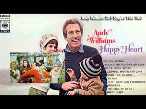 andy williams CBS singles 1967-1980-12