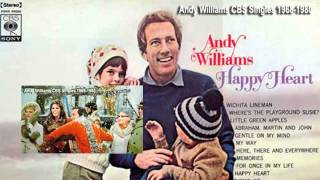 andy williams CBS singles 1967-1980-12