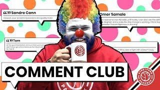 Time For United to Stop Clowning Around...   Comment Club