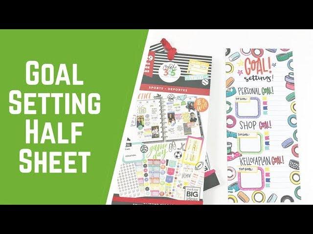 goal-setting-on-a-half-sheet
