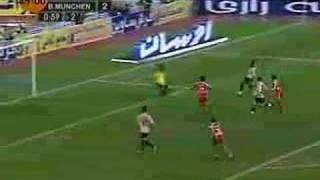Persepolis FC vs. Bayern Munich