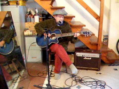 The Beatles - Mailman Bring Me No More Blues - Acoustic Cover - Danny McEvoy