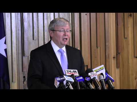 Press Conference - Ministry Announcement