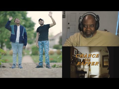 Dad Reacts to YBN Cordae - Bad Idea (feat. Chance The Rapper) [Official Video]