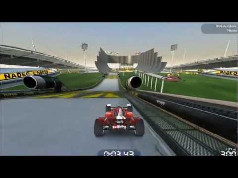 [DK]Track Mania Kommentator Race/Fight #4