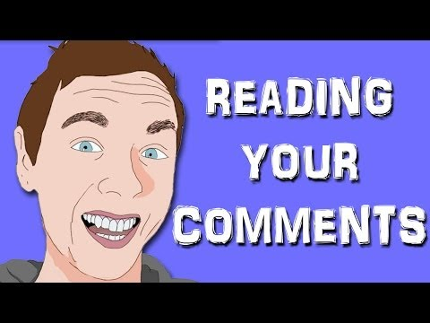 WILL YOU STOP SWEARING? | Reading Your Comments #23