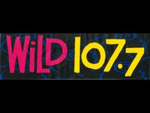 DJ Sam Maxion Live - Wild 107 1993 July 4th Weekend Mixshow Live