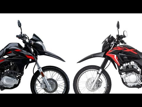 Nueva Suzuki Dr 150 Vs Honda Xr 150l Youtube