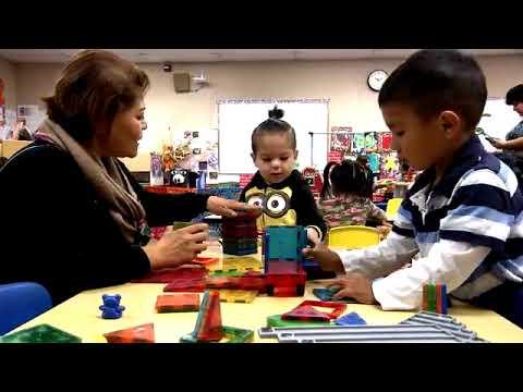 Preschool Thematic Unit - Redwood City