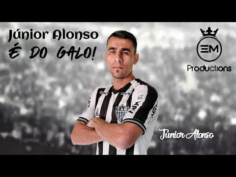 ⚽ GOLS & SKILLS - ZAGUEIRO JÚNIOR ALONSO É DO GALO! 🐔⚽💥