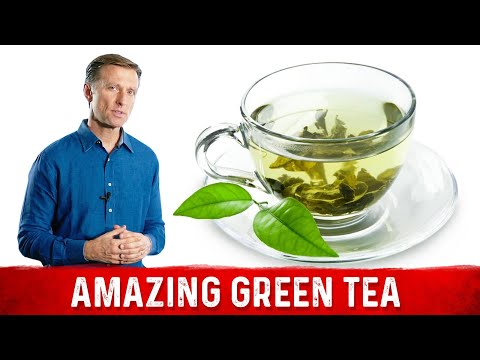 Top 8 Health Benefits of Green Tea Dr.Berg
