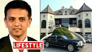 Rahul Dravid Net worth, Salary, House, Car, Family and Luxurious Lifestyle  | 2020