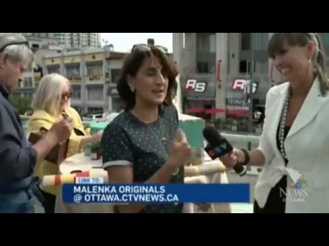 Malenka Pop-Up Furniture Show