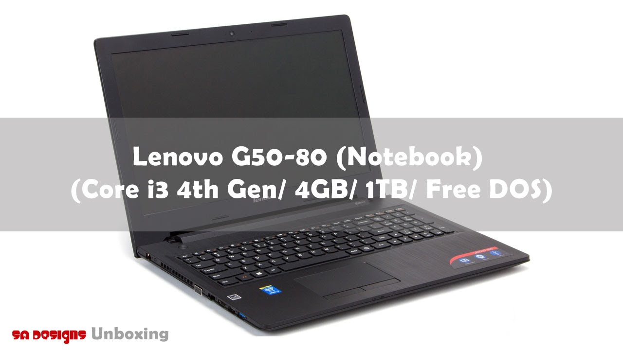 Mar 2, 2016. [hindi हिन्दी] lenovo g50-80 first setup and system specs. Lenovo g50 80 buy link http://fkrt. It/dkd! 3uuuun 1. Unboxing review.
