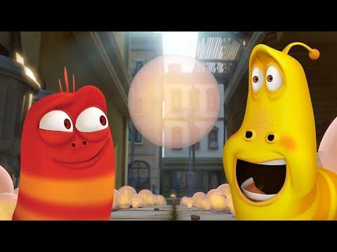 LARVA | пузырь пукает | Мультфильмы для детей | WildBrain