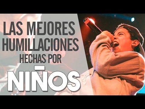 Download Youtube: Las Mejores HUMILLACIONES Hechas Por NIÑOS En Batallas De Rap