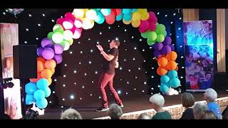 Soul Shake line dance by Fred Whitehouse (Ireland) - August 2019
