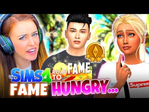 SUMMER WANTS FAME...😅  (The Sims 4 GET FAMOUS #4!🤩)