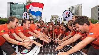 Нидерландцы седьмой раз победили на экоралли World Solar Challenge (новости)
