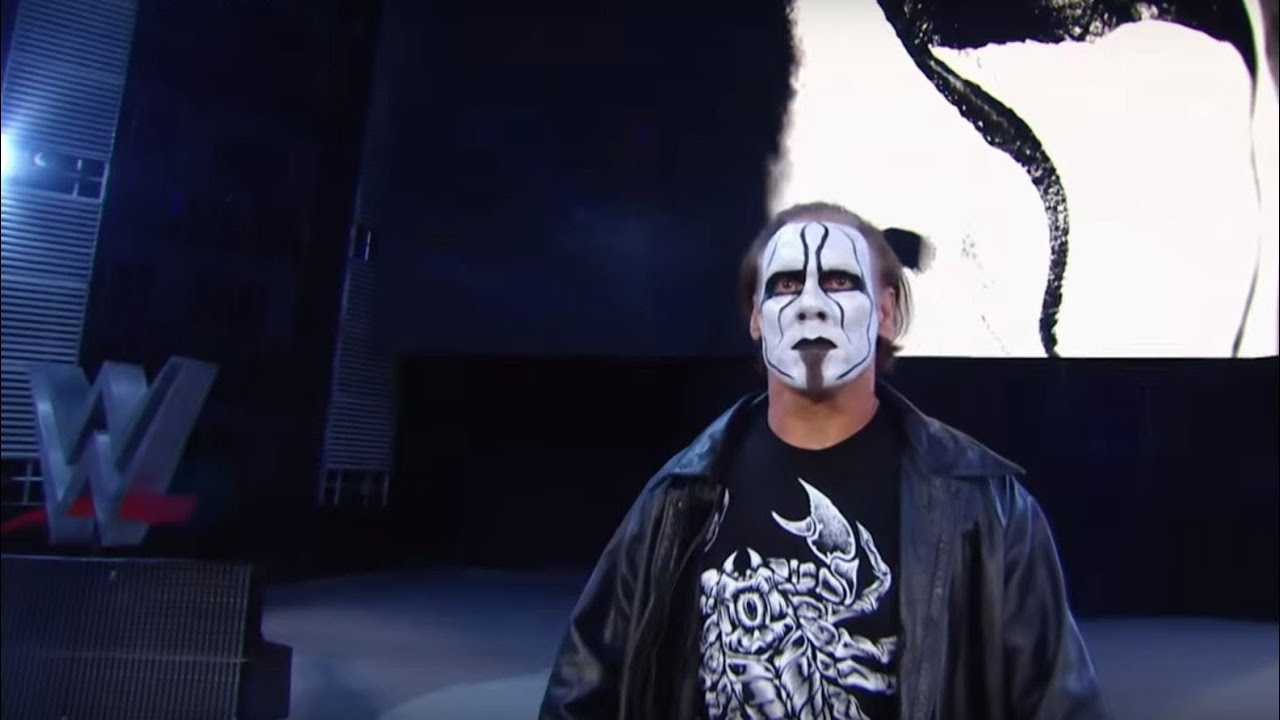 sting s wwe debut at survivor series 2014 youtube