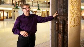 Skyline Stories | The Rookery: Root to Wright