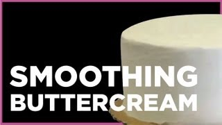 Smoothing Buttercream