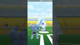 73 Seconds left on a 2 Man Absol Raid With Kaito Nolan! Cloudy Weather Boost! Phyco Cut/ Meghorn