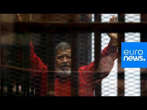 وفاة الرئيس المصري السابق محمد مرسي أثناء جلسة محاكمته  - نشر قبل 13 دقيقة
