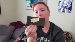 WWE Slam Crate Unboxing July 2018
