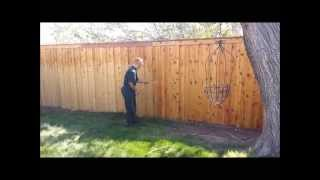 Jim's Fence Co. (clear Glow) Stain