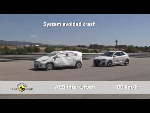 Euro NCAP Crash & Safety Tests Of Audi A1 - 2019 - Best In Class - Supermini
