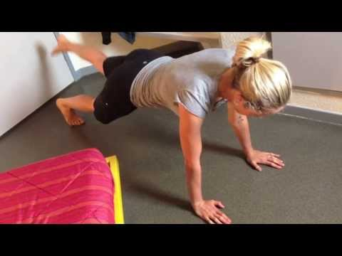Quick + Quiet Hotel Room Workout   FemFusion Fitness