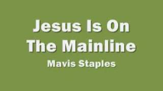 Play Jesus Is on the Main Line