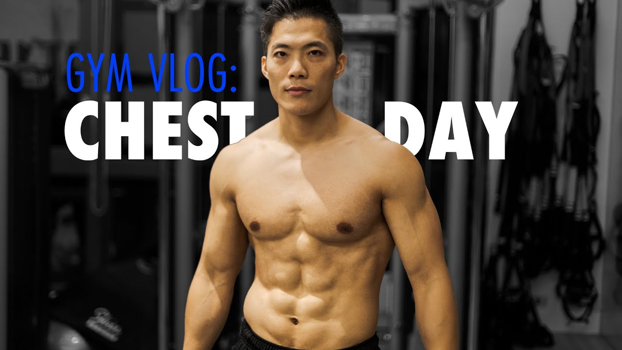 浩克TV:我的練胸方式 浩克 Gym Vlog Chest Day - YouTube