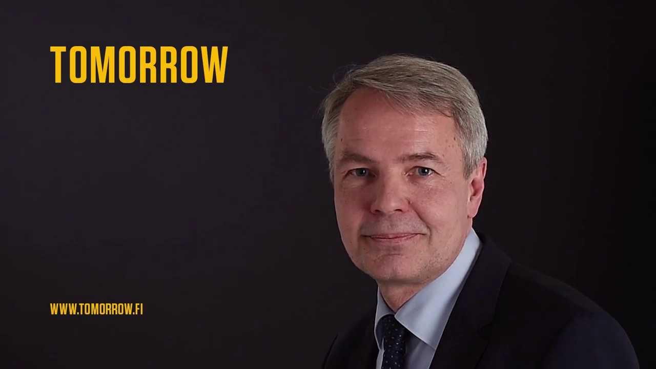 Ambassador Of Tomorrow Pekka Haavisto Youtube