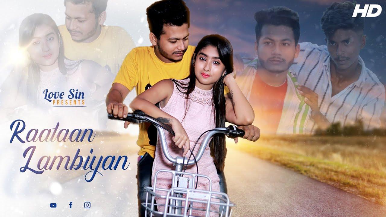 Raatan lambiyan| Shershah | Jubin nautiya|new songs |funny and sweet love story|Ft.Ripon&Priyasmita