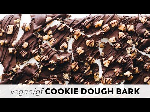 The Very Best Chocolate Bark That's Vegan Ever