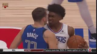 NBA Fights and Heated Moments (2019-20)