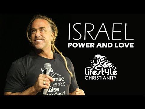 Israel Power & Love   Session 5   Robby Dawkins